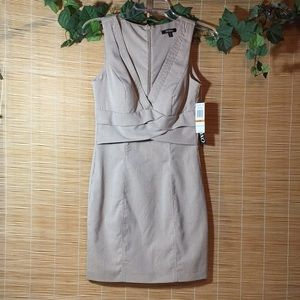 XOXO striped dress 3/4